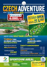 Czech Adventure Golf Tour 2017.